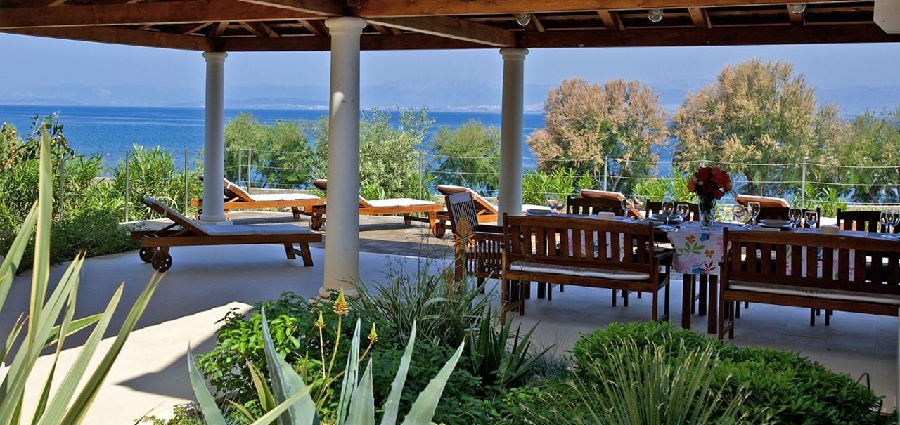 Villa Korina Outside 1