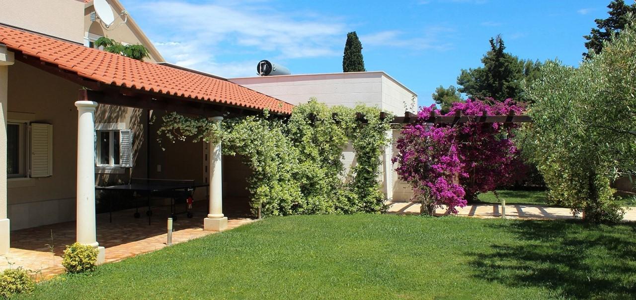 Villa Korina Outside 2