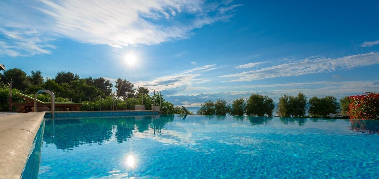 Villa Korina Pool 1