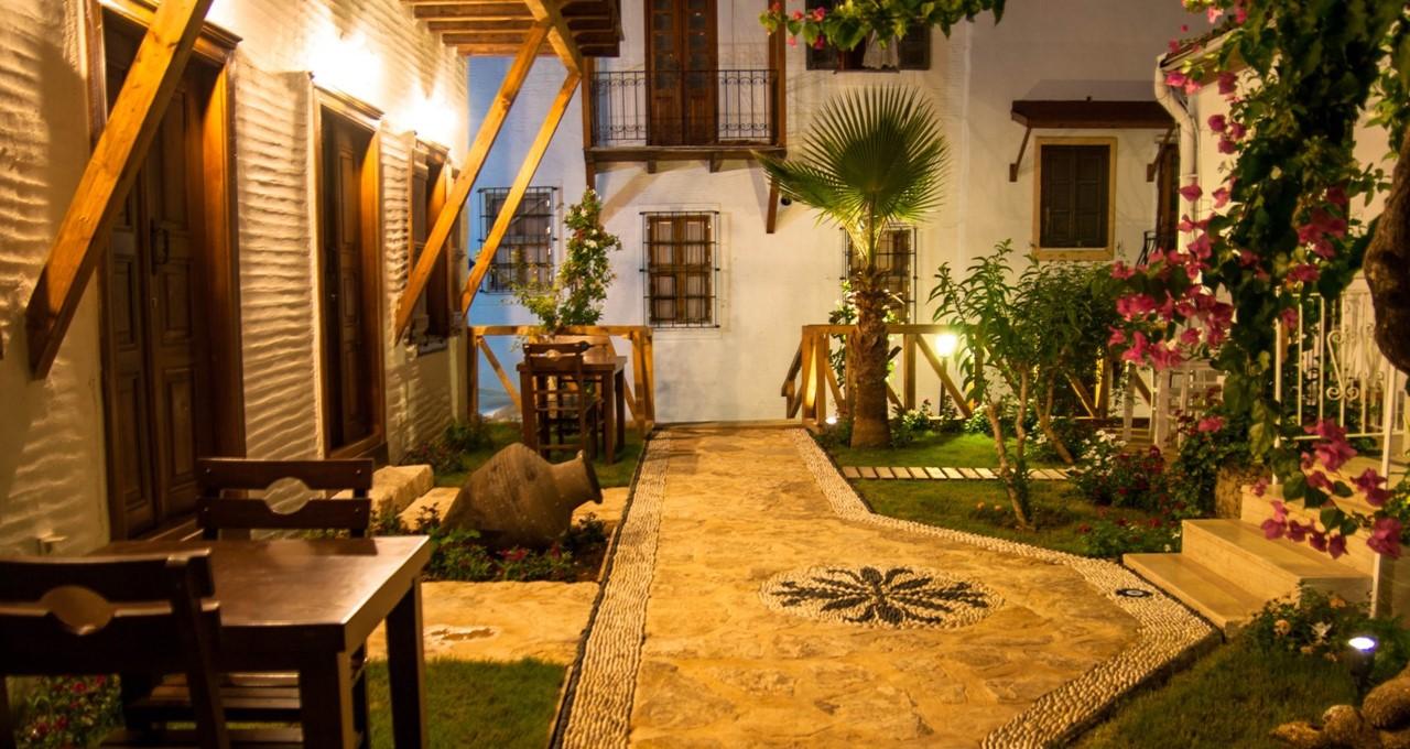 Courtyard Hotel in Kalkan