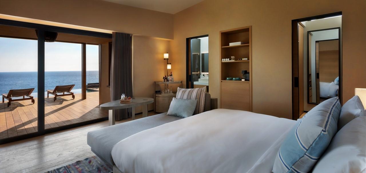 Ridge Terrace Room With Pool Bedroom 7599 A4