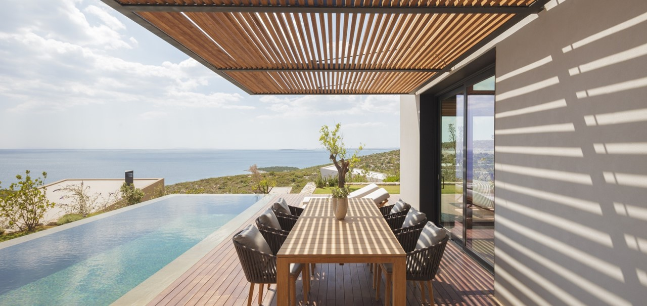 Residence Outdoor Table 7314 A4