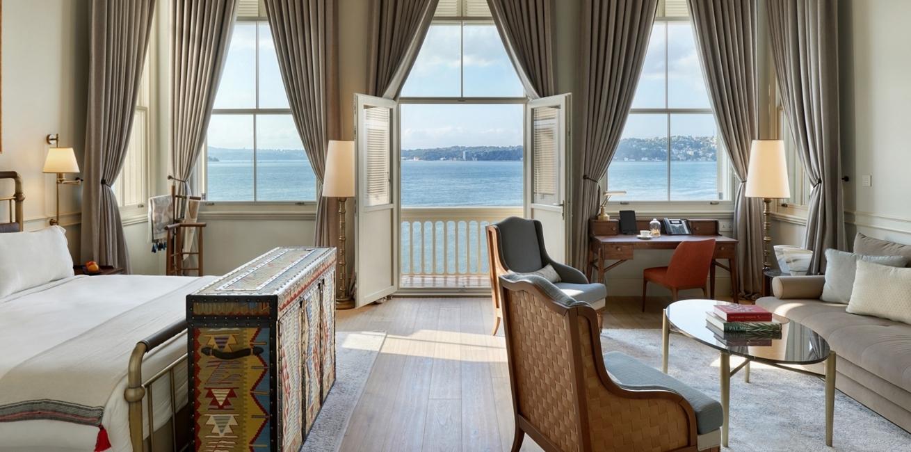 Bosphorus Junior Suite