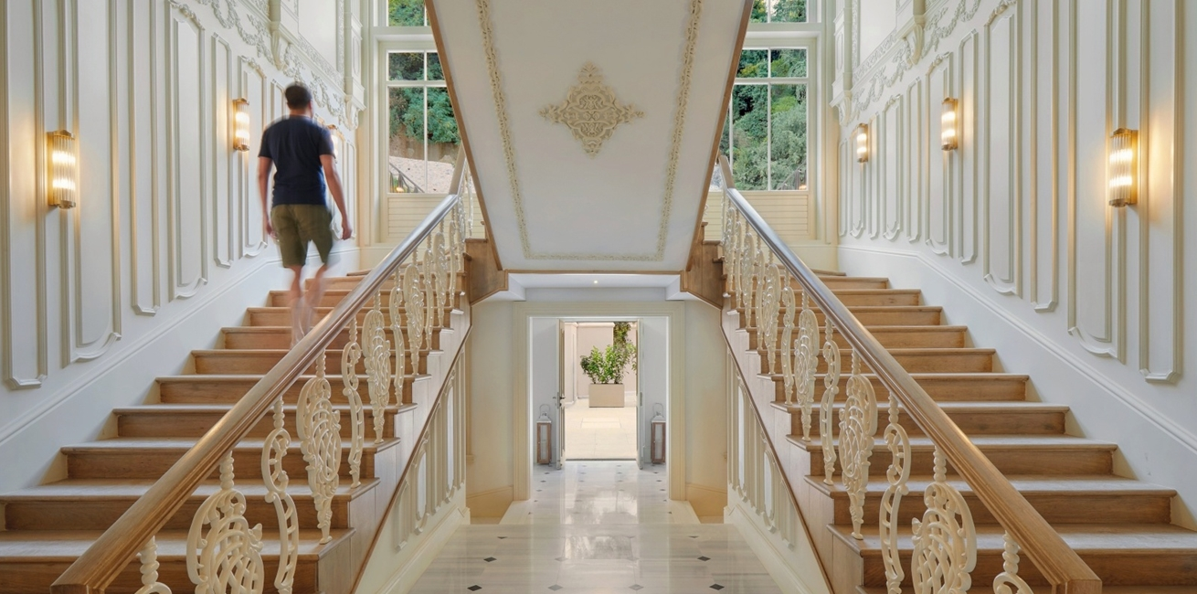 Kocatas Main Staircase