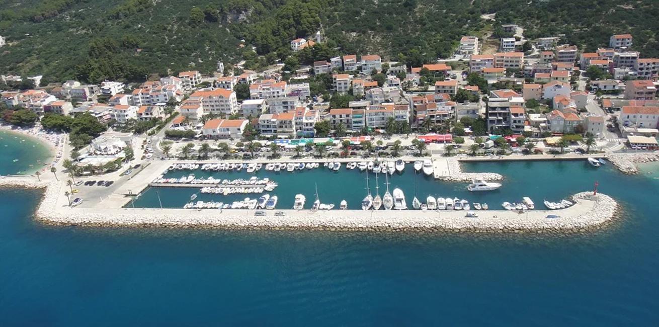 tucepi-beach Makarska Riviera