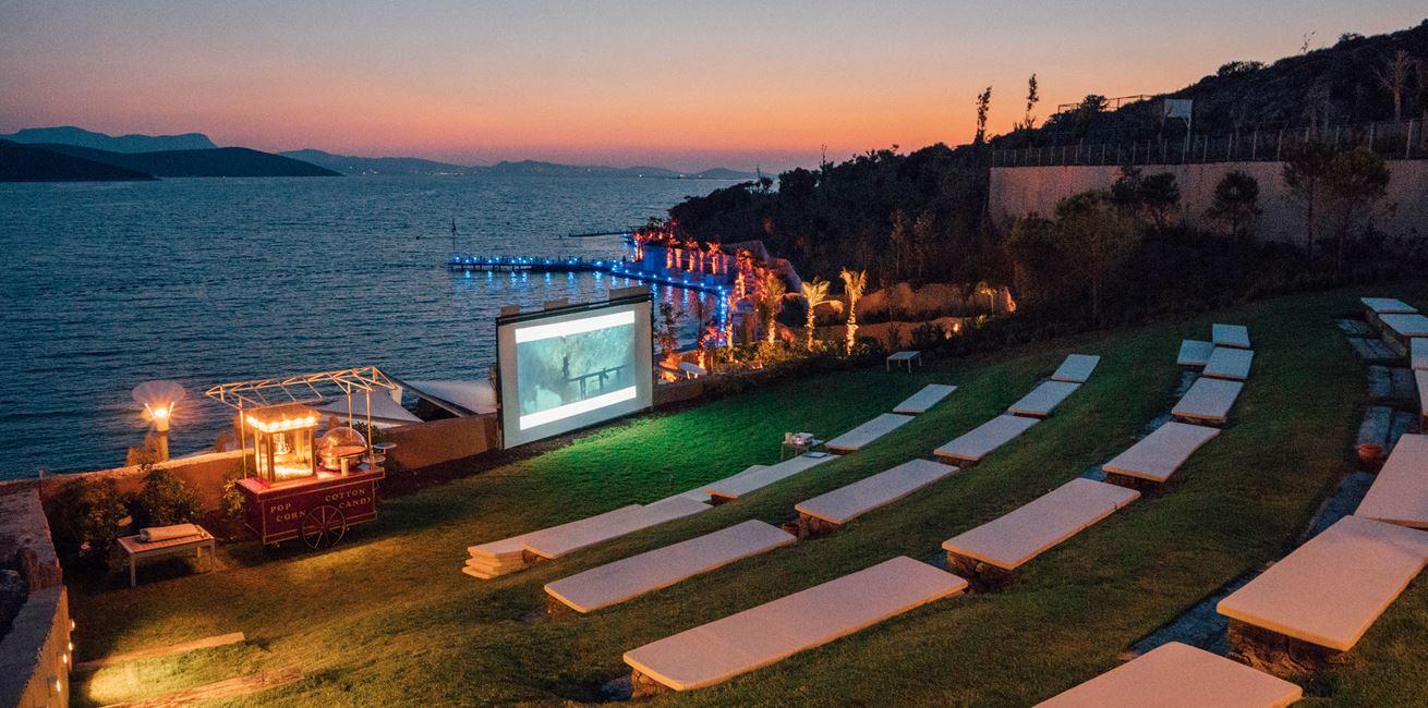 Le Meridien Bodrum Cinema Paradiso