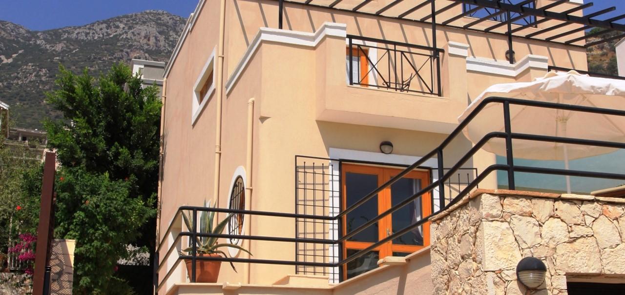 Villa Badem exterior