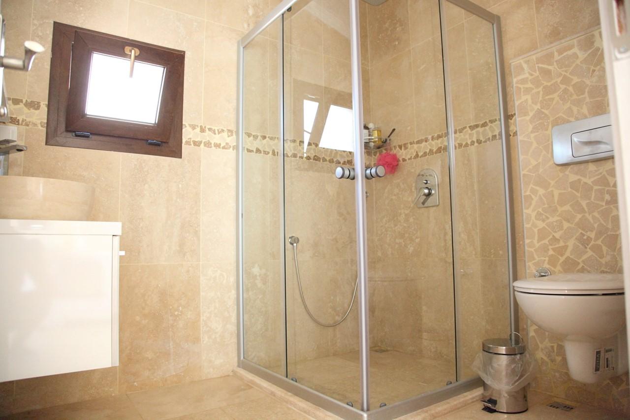 fully tiled shower rooms