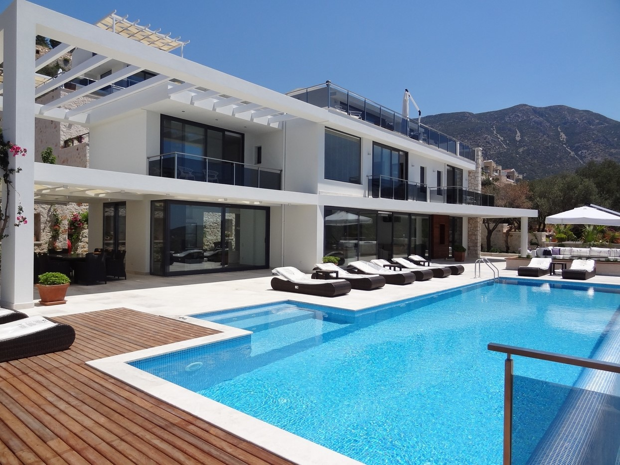 New to the Turquoise Collection, Villa Lavaya in Kalkan