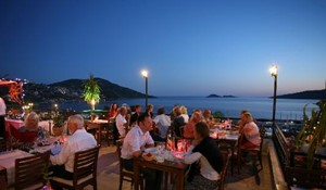 Experience The Famous Open Roof Terrace Restaurants Of Kalkan And Discover Superb Turkish Cuisine With Incredible Views Here We Have Listed A Few