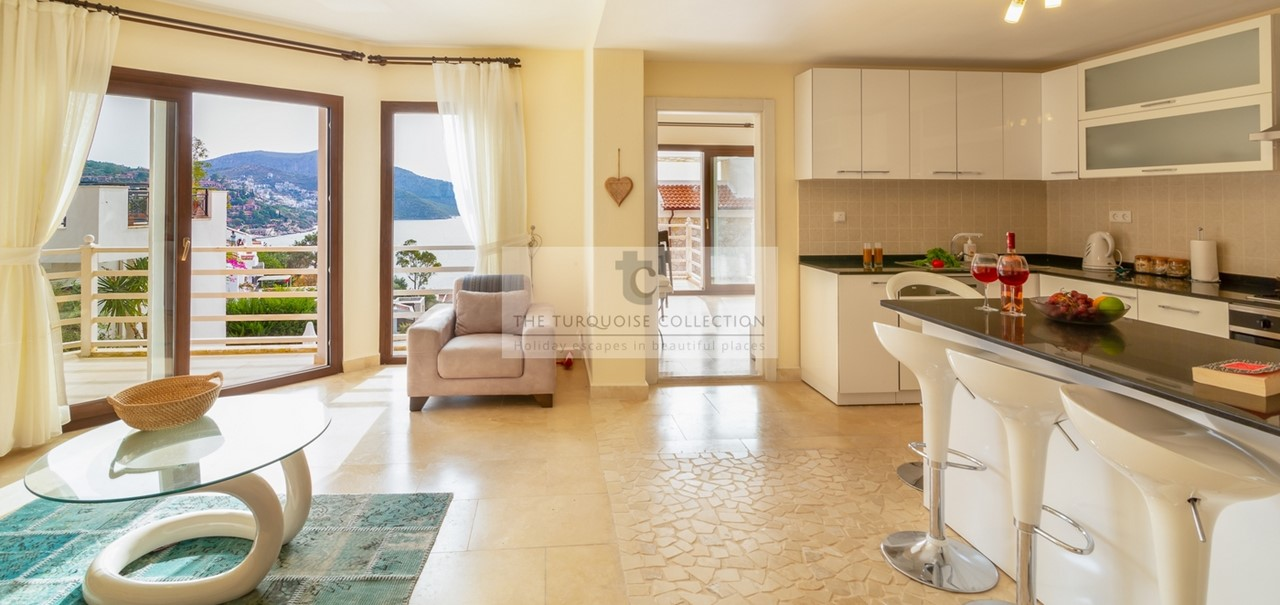 Ruya Apartment Kalkan 1 Copy