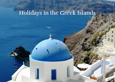 Holidays In The Greek Islands