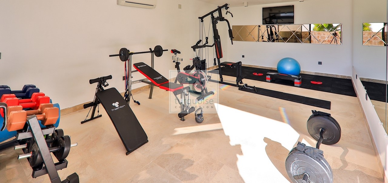 Villa Lavaya Gym Lower Ground Floor 1