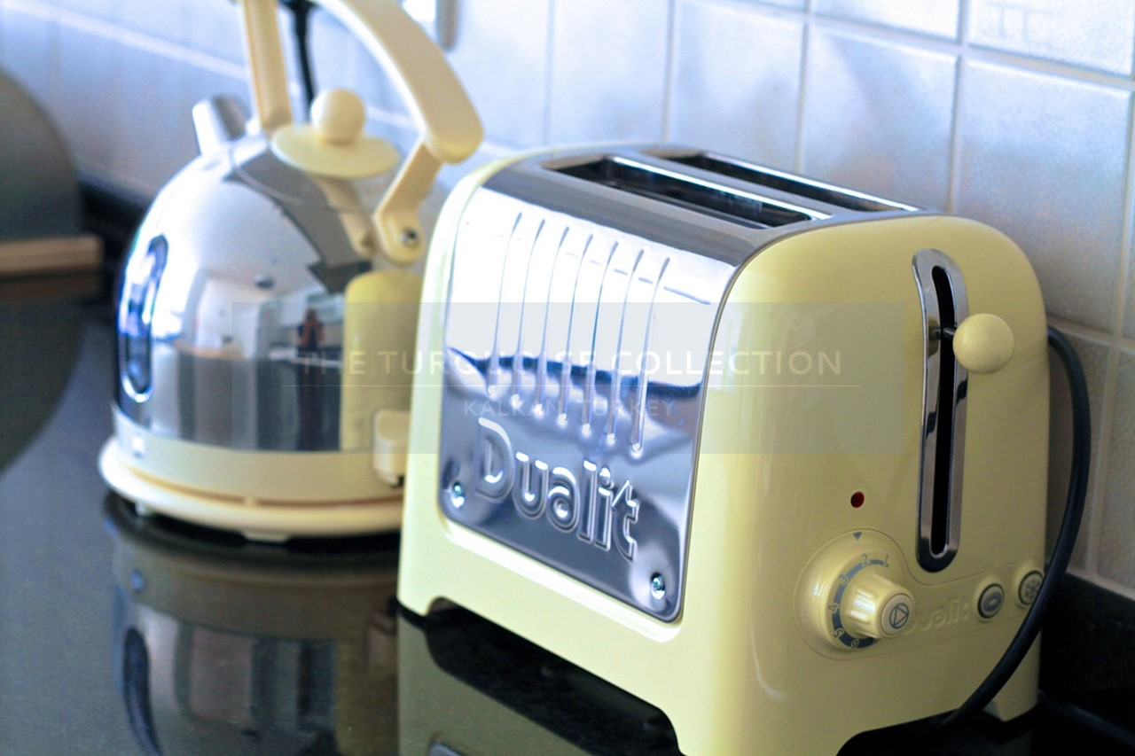 Contemporary kitchen appliances