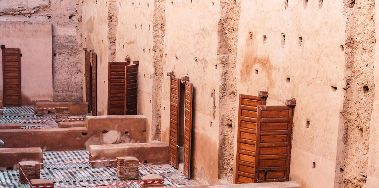 Palace El Badi Rachid Lahrach Kilbdbwrw3a Unsplash