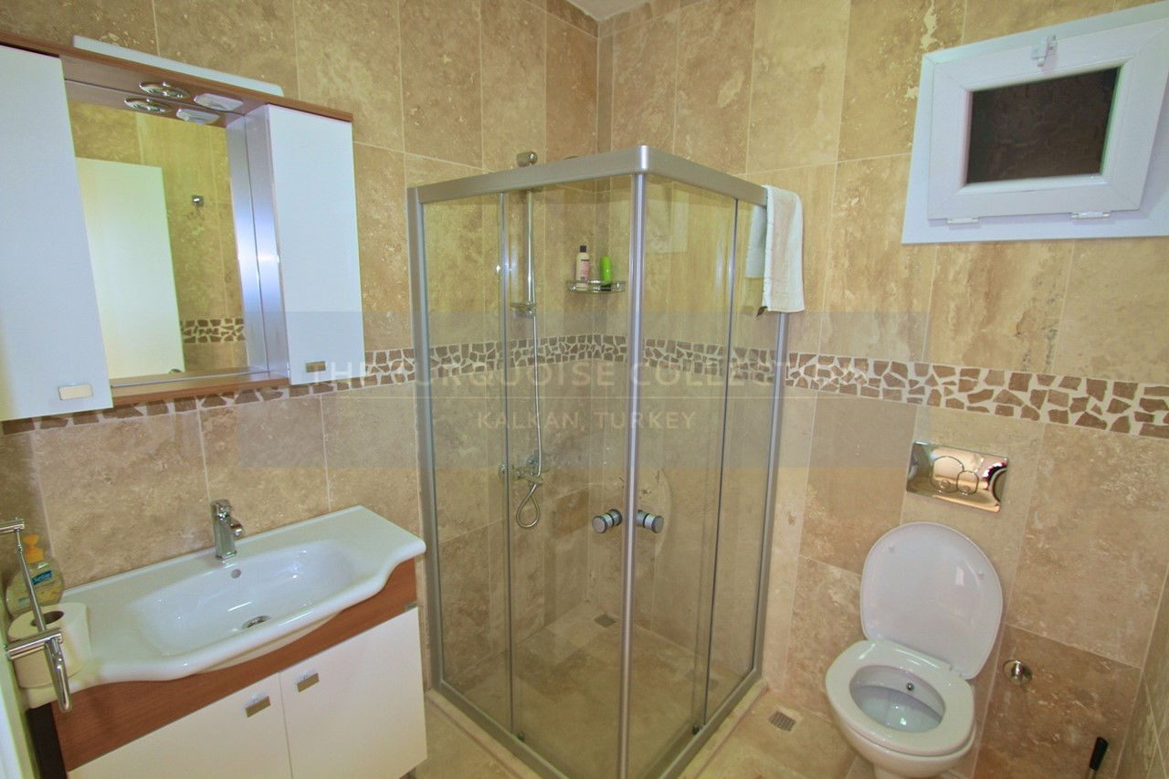 Contemporary shower rooms