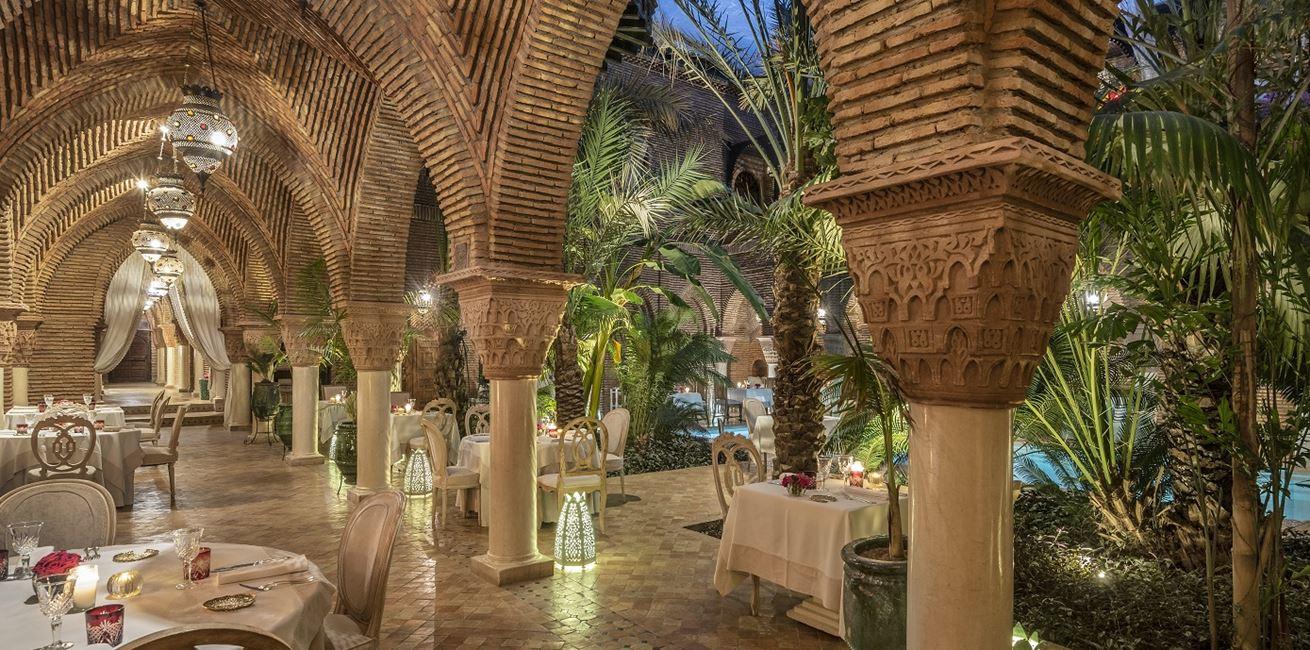 La Table De La Sultana