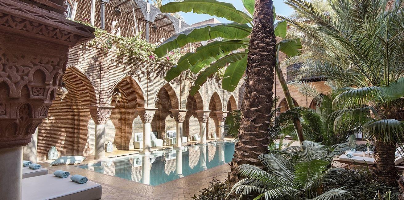 La Sultana Marrakech Piscine H