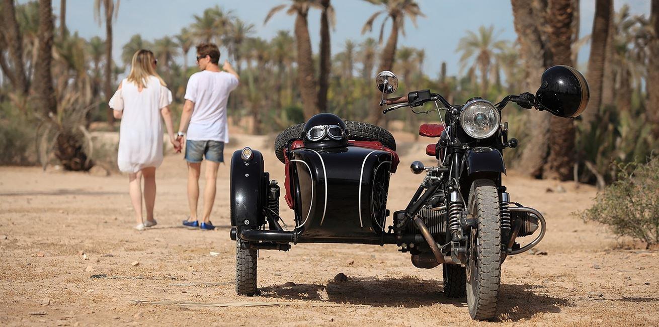 La Sultana Marrakech Side Car H