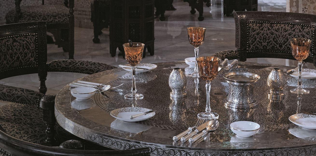 Grande Table Marocaine