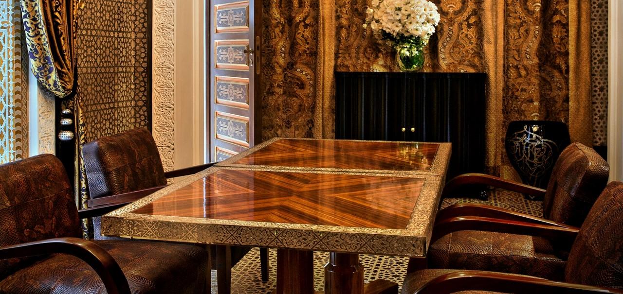 Riad Privilege Dining Room