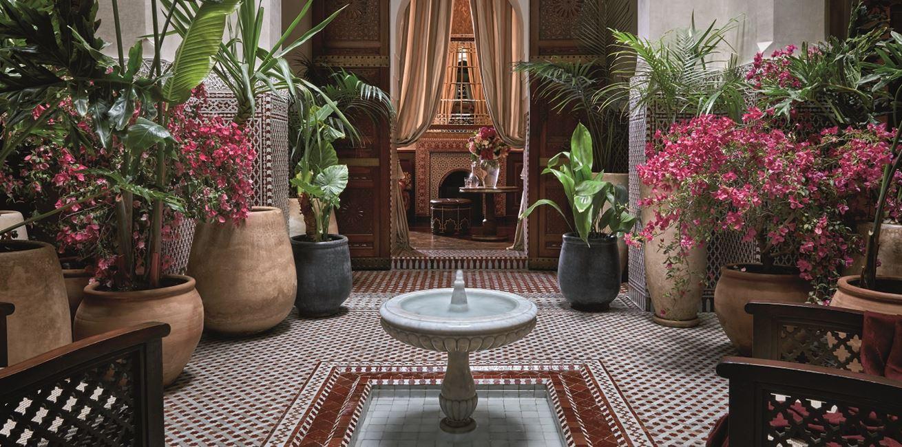 Royalmansour Riad Privilege