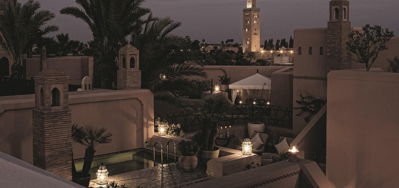 Riad Prestige Terrace