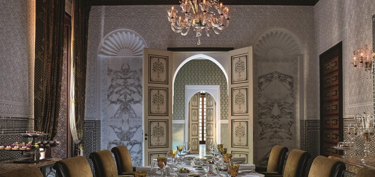 Dining Room Grand Riad