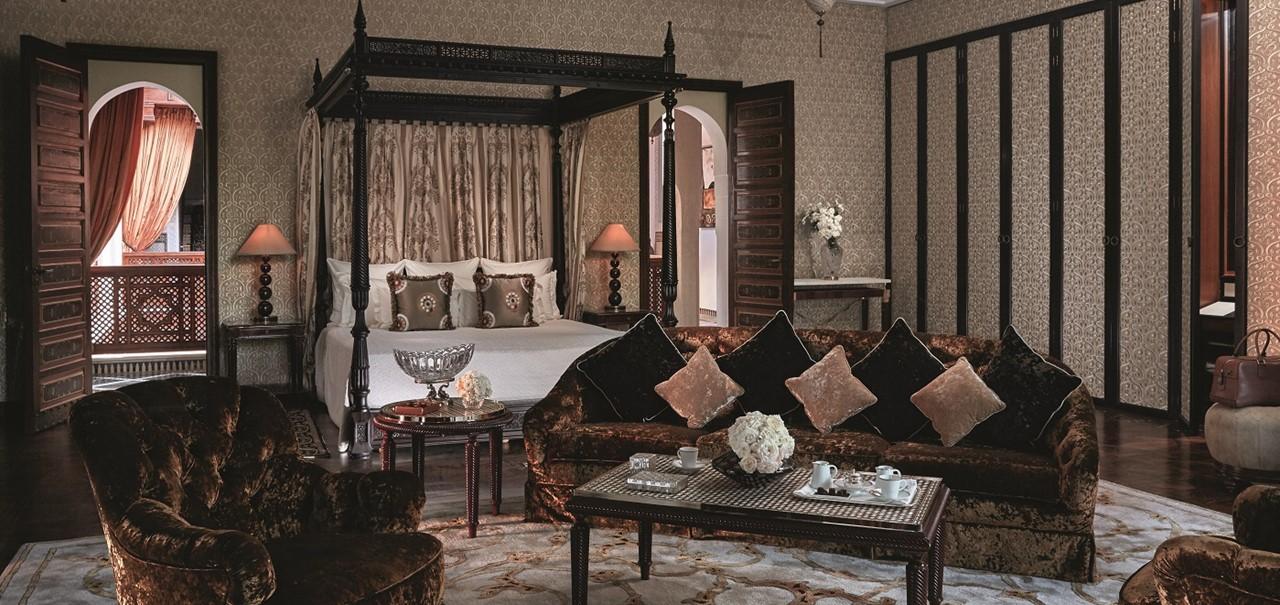 Master Bedroom Grand Riad