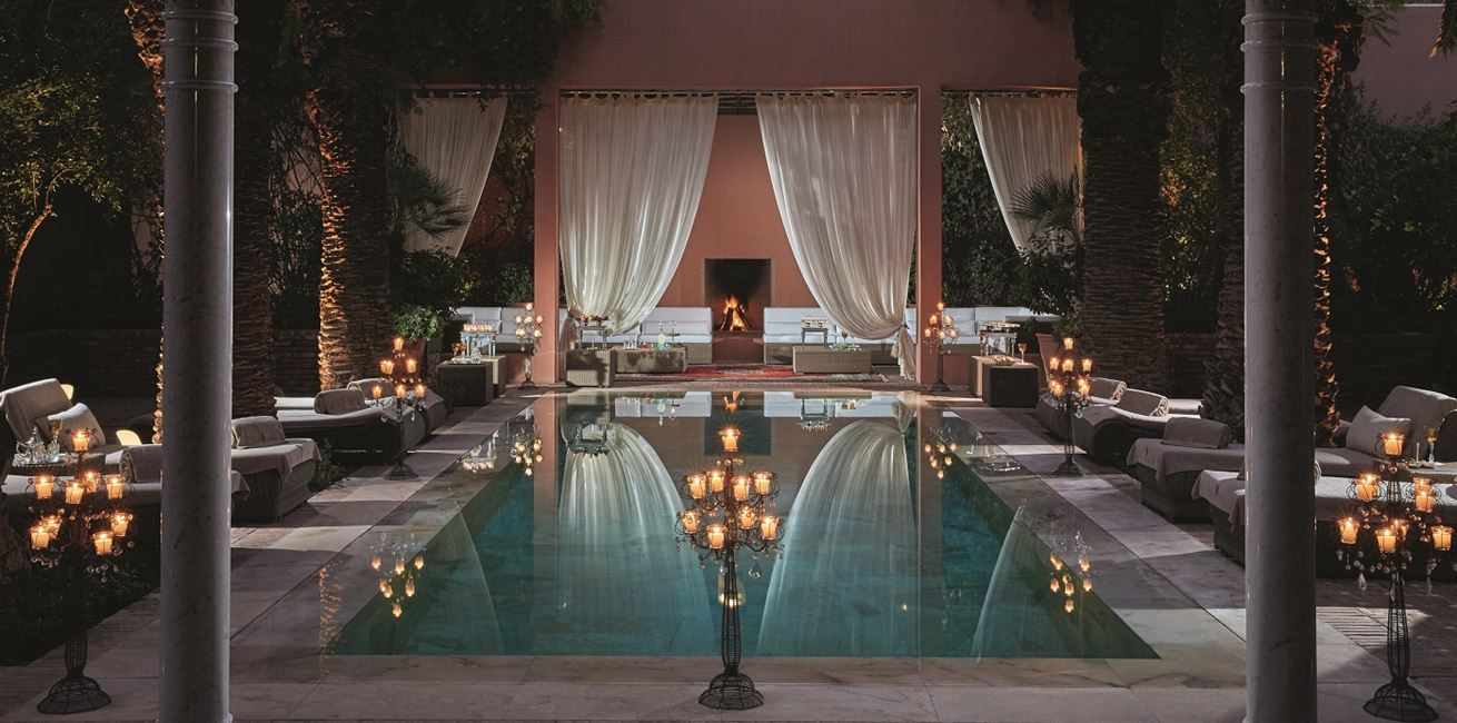 Swimming Pool Grand Riad