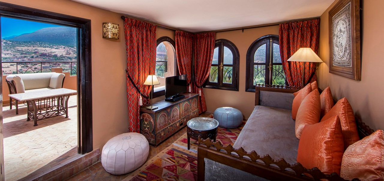 33 Deluxe Suite Top Floor Kasbah Tamadot