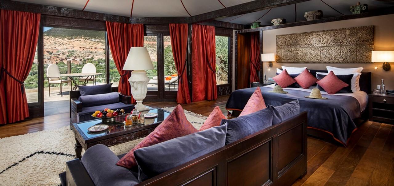 53 Berber Tent Living Room Kasbah Tamadot