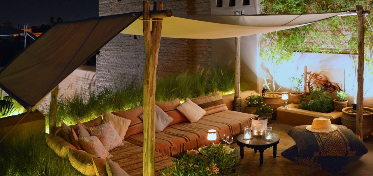 Douiria Terrace Da Housnia 1