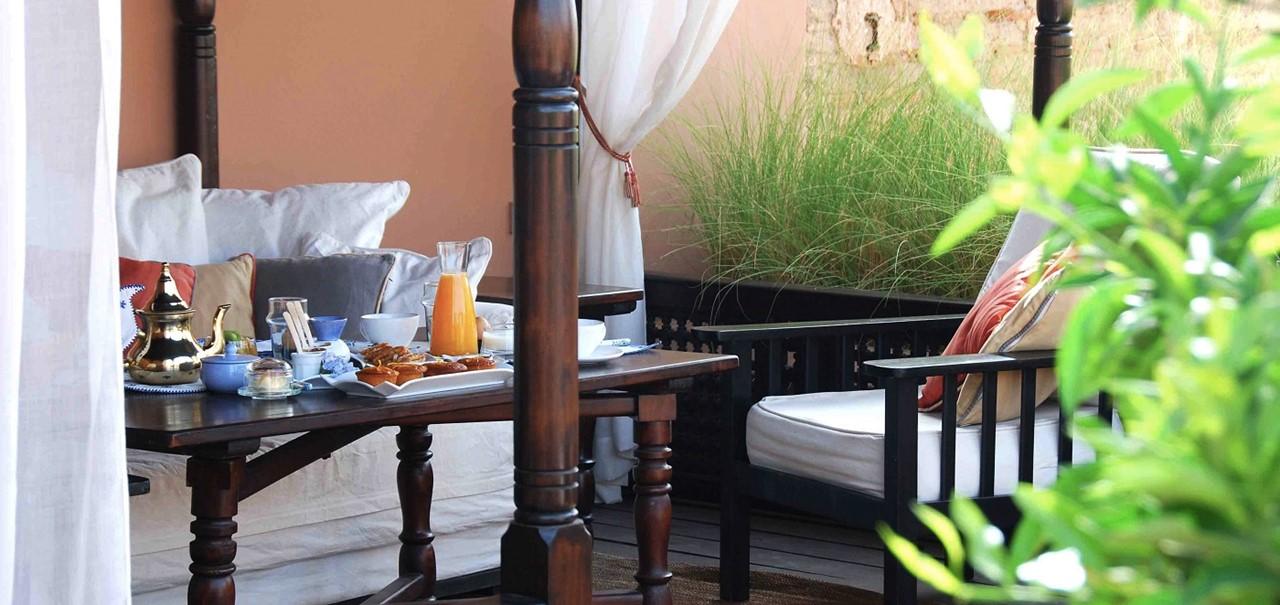 Douiria Terrace Da Housnia 3