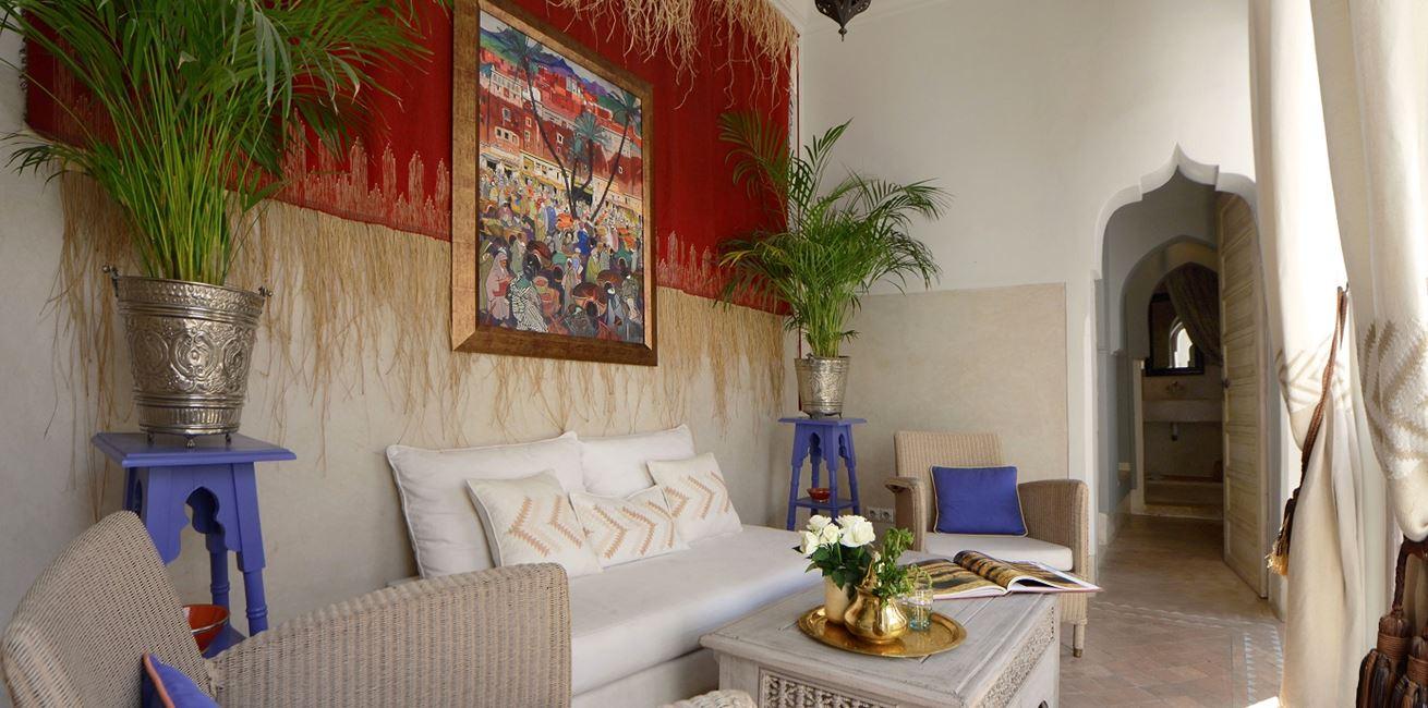 Room Fez Dar Housnia 1