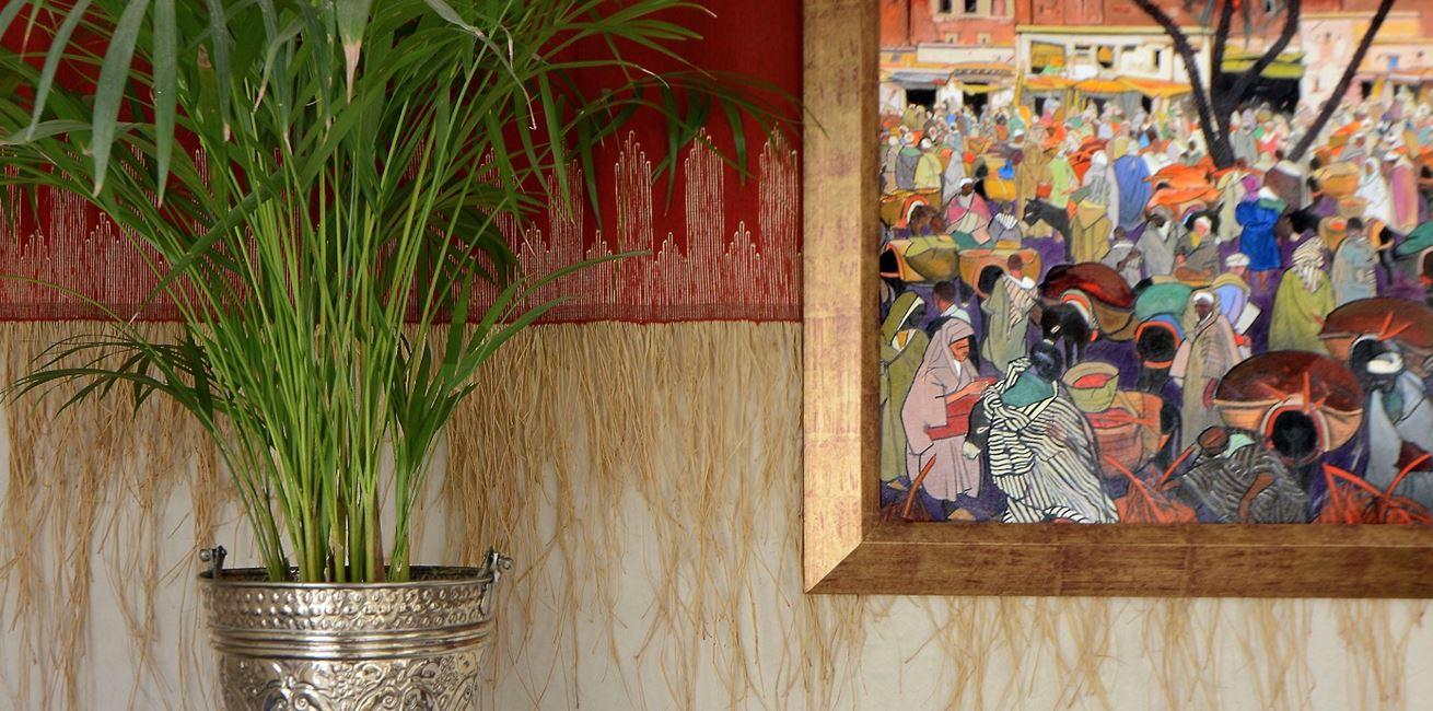 Room Fez Dar Housnia 2