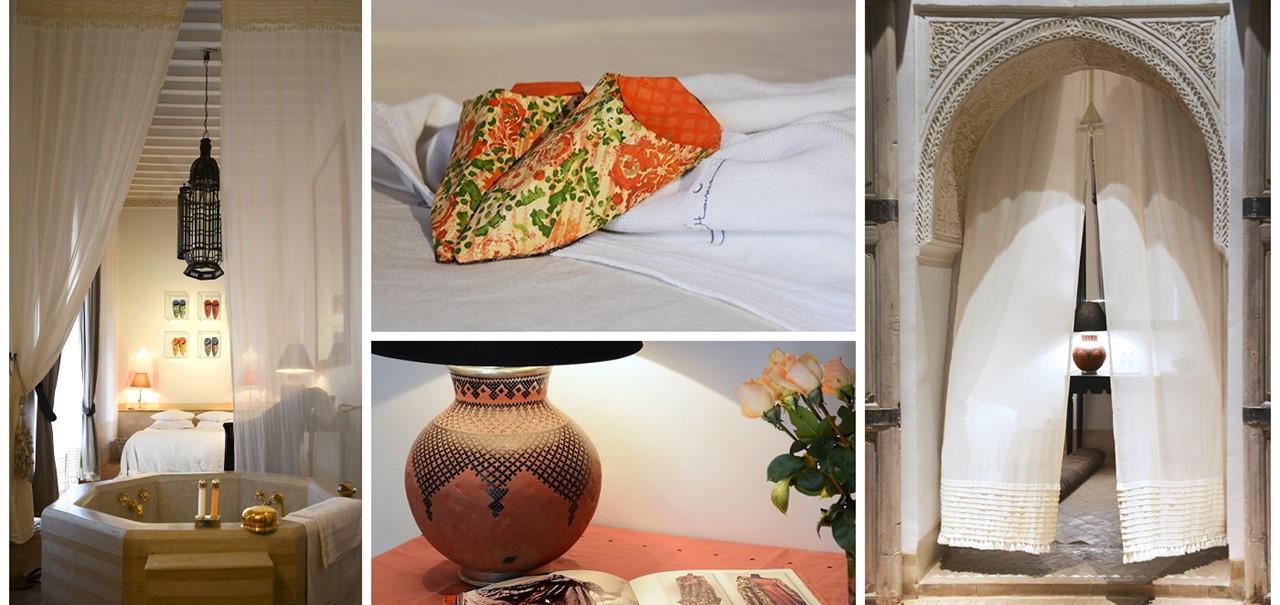 Room Patio Suite Dar Housnia 1