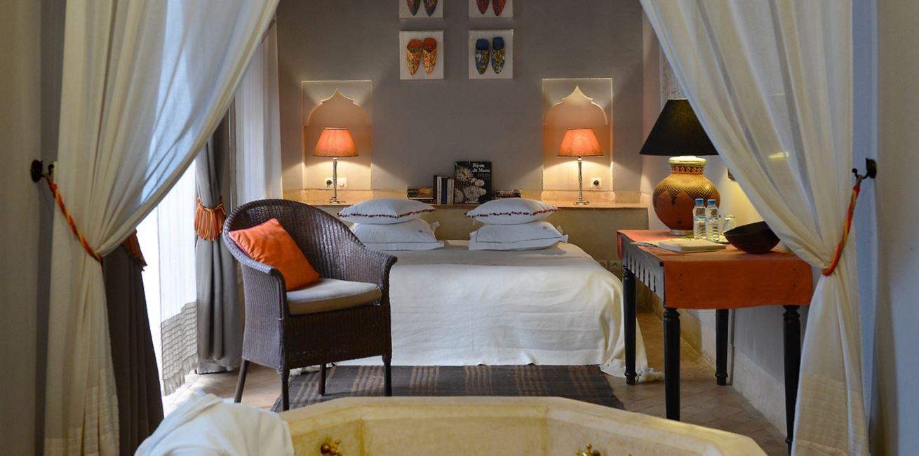 Room Patio Suite Dar Housnia 2