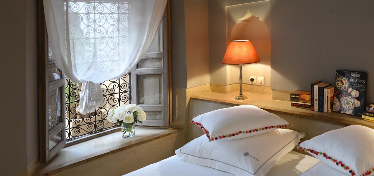 Room Patio Suite Dar Housnia 3