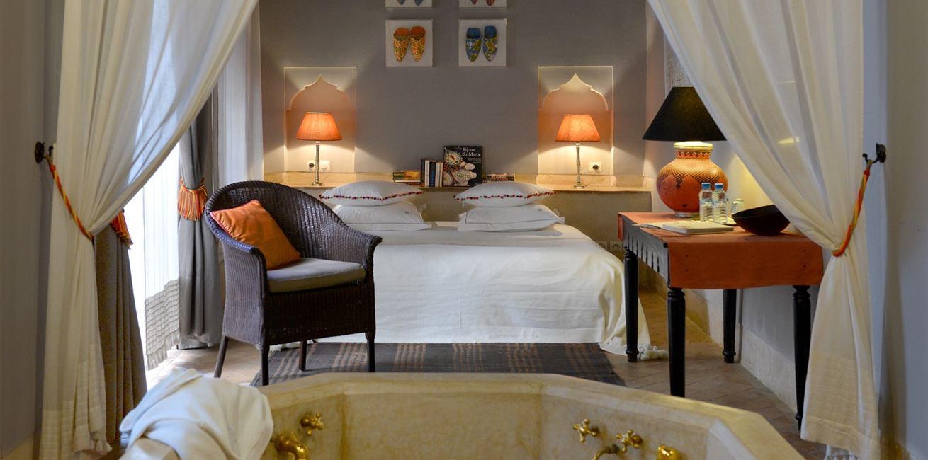 Room Patio Suite Dar Housnia 4