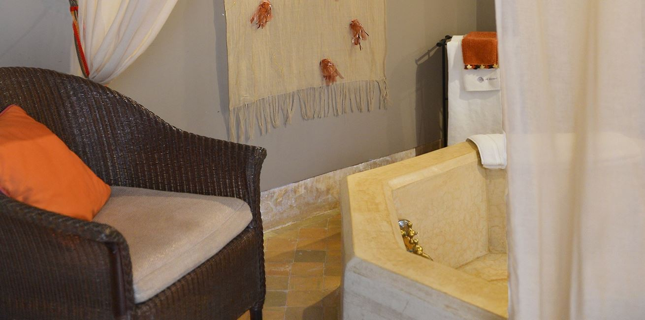 Room Patio Suite Dar Housnia 5