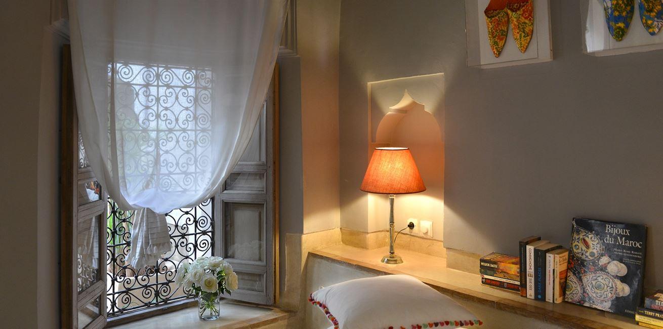 Room Patio Suite Dar Housnia 6