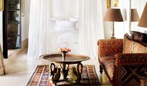 Casablanca Bed Shot