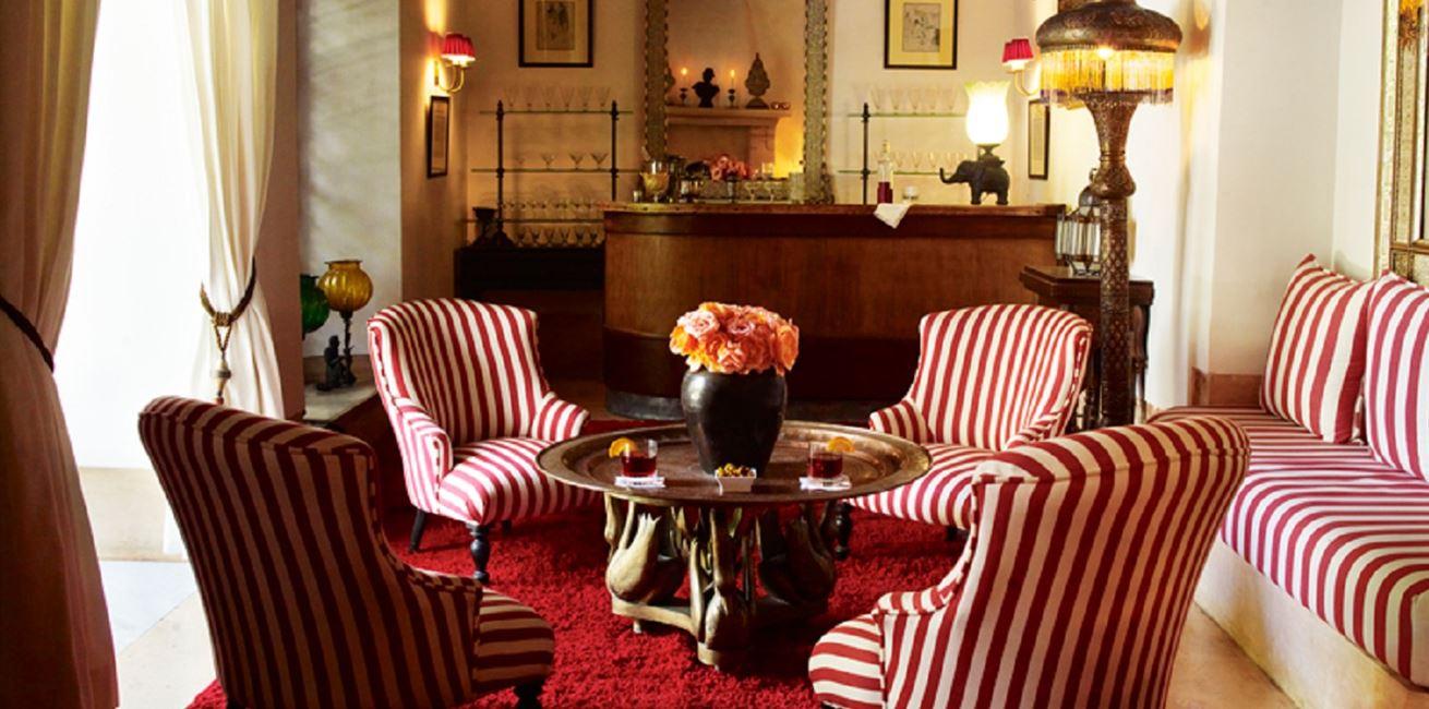 LHOTEL MARRAKECH Bar 01