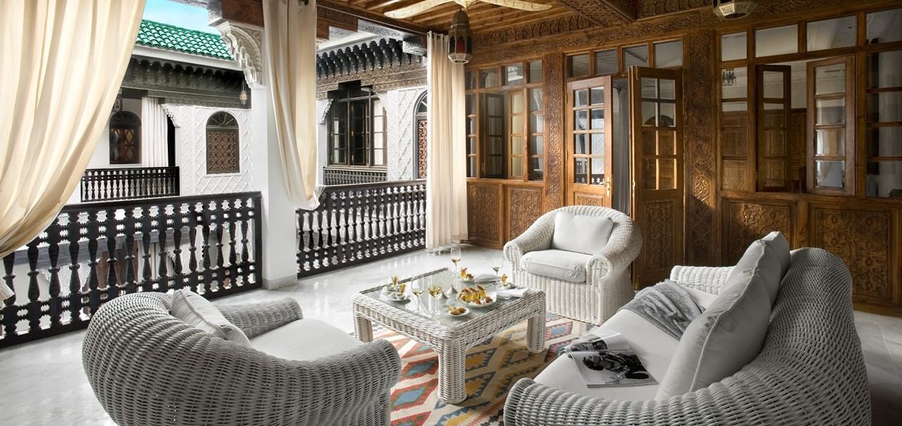 Exclusive Suite Terrace