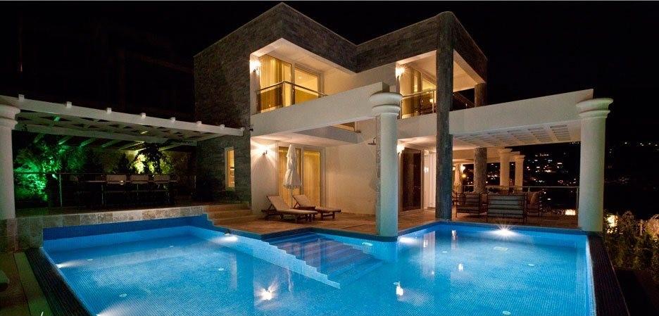 The stunning Ada Villas