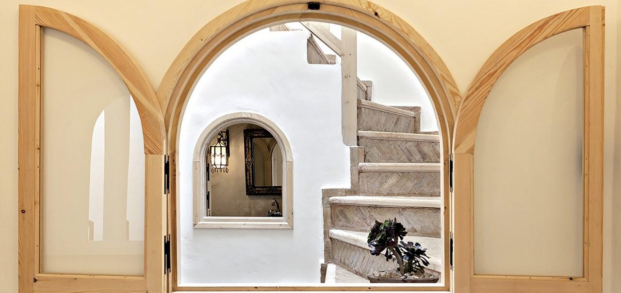 Entrance Window RGB