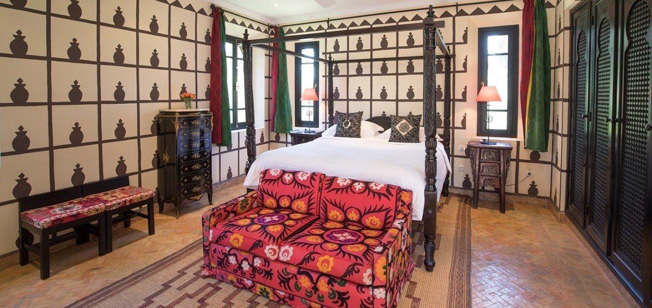 13Four Poster Bedroom