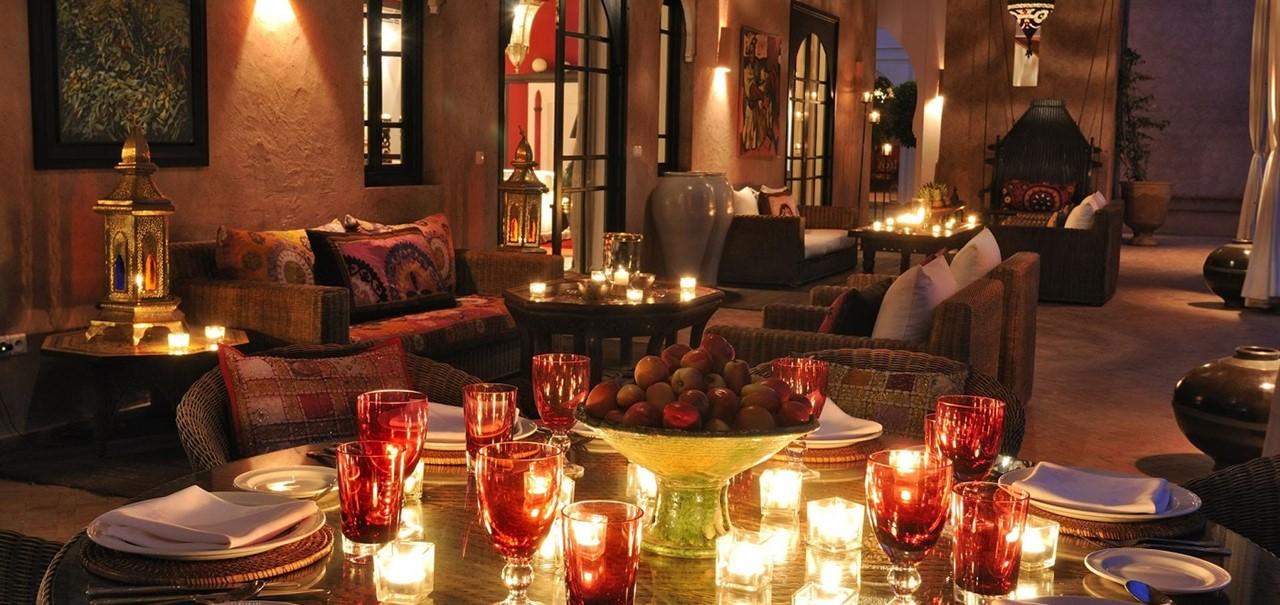 30 Terrace By Night