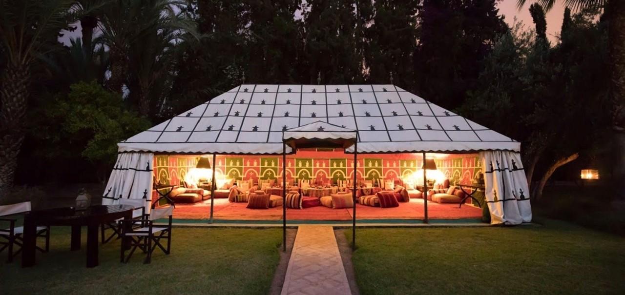 31 Morccan Tent